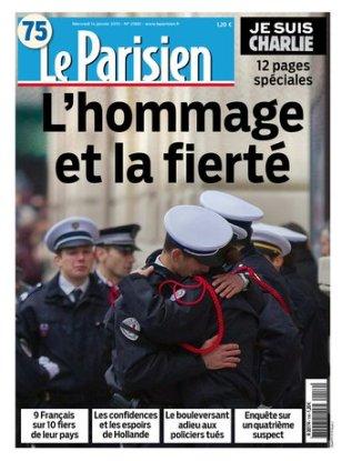 le parisien 14 janvier 2015
